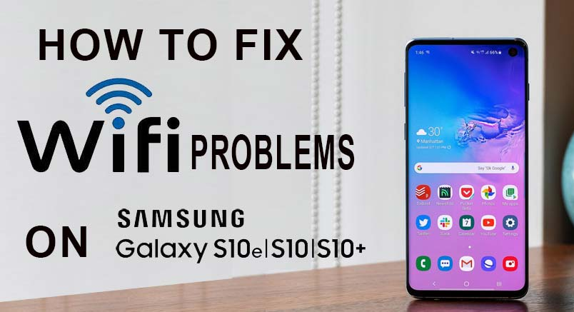 wifi drop galaxy s10