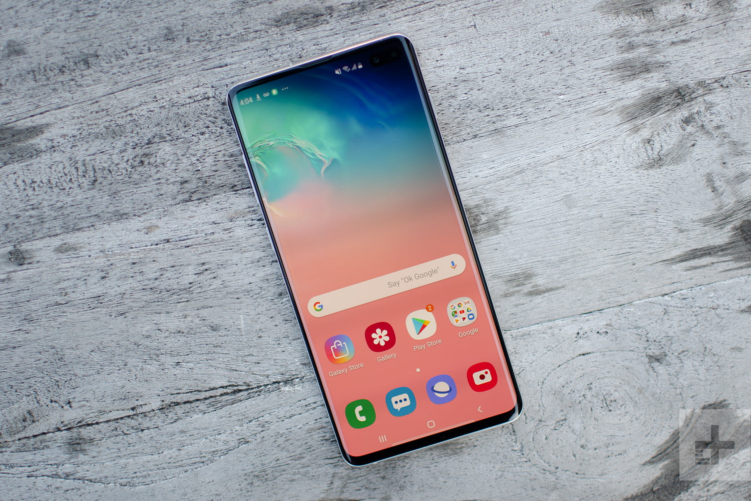 how to set up voicemail on samsung s10
