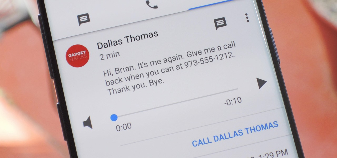 how to set up voicemail on samsung galaxy