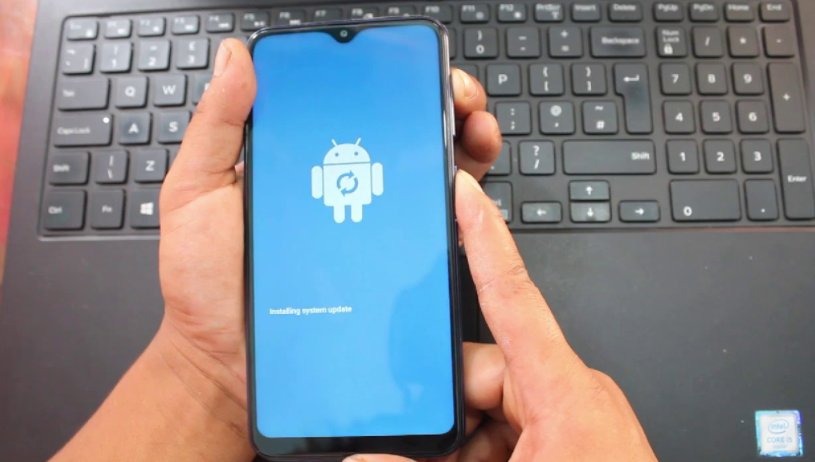 how to factory reset galaxy s10